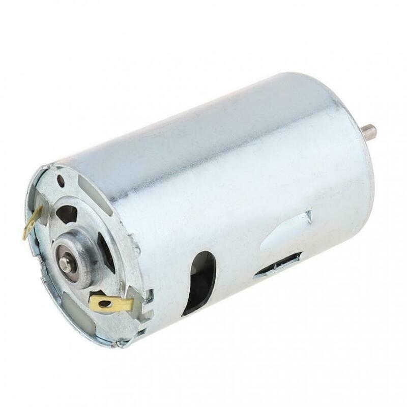 Mounting Bracket 12-36V Mini Hand Drill Lathe Press 555 DC Motor 0.6-6mm Chuck