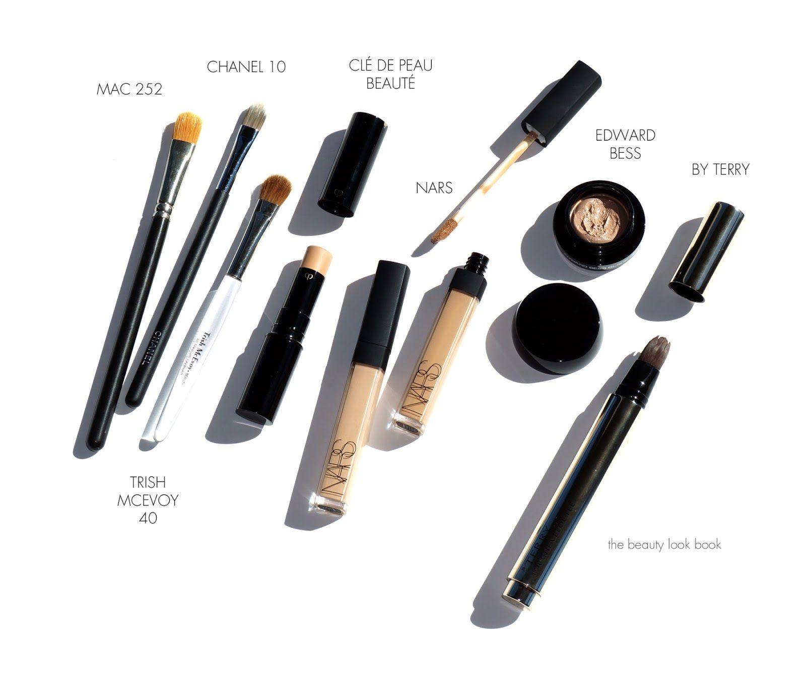 296ffd30aa They blend concealers well and also double as cream shadow brushes ...