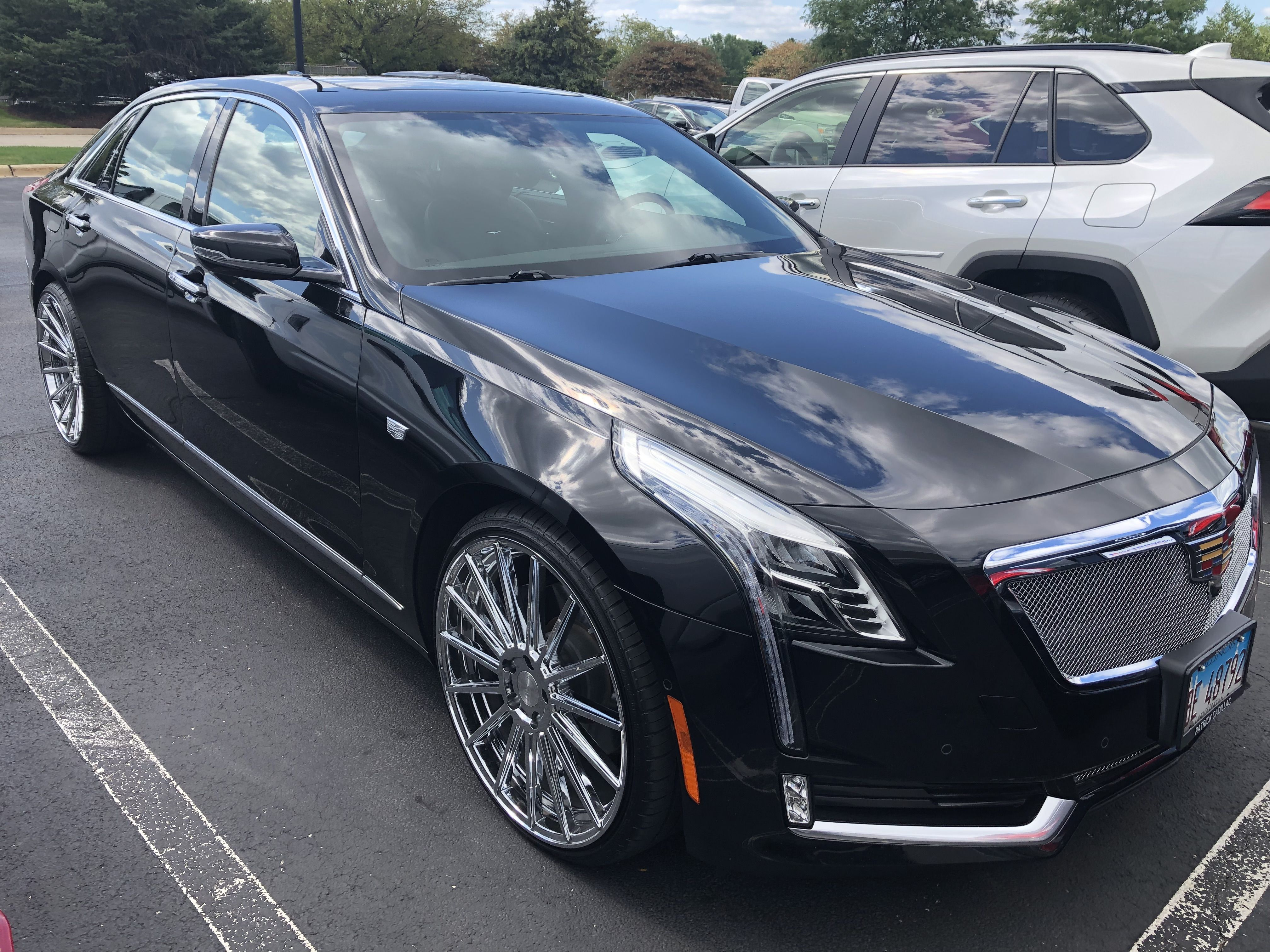 Pin On Cadillac Ct6 On 22 S