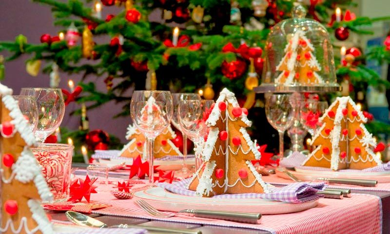 Ideas para montar una mesa de Navidad de manera fácil y sencilla ...