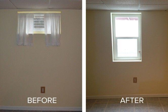 egress window program provo mayor blog pinterest fenetre sous sol portes fen tres et sous. Black Bedroom Furniture Sets. Home Design Ideas