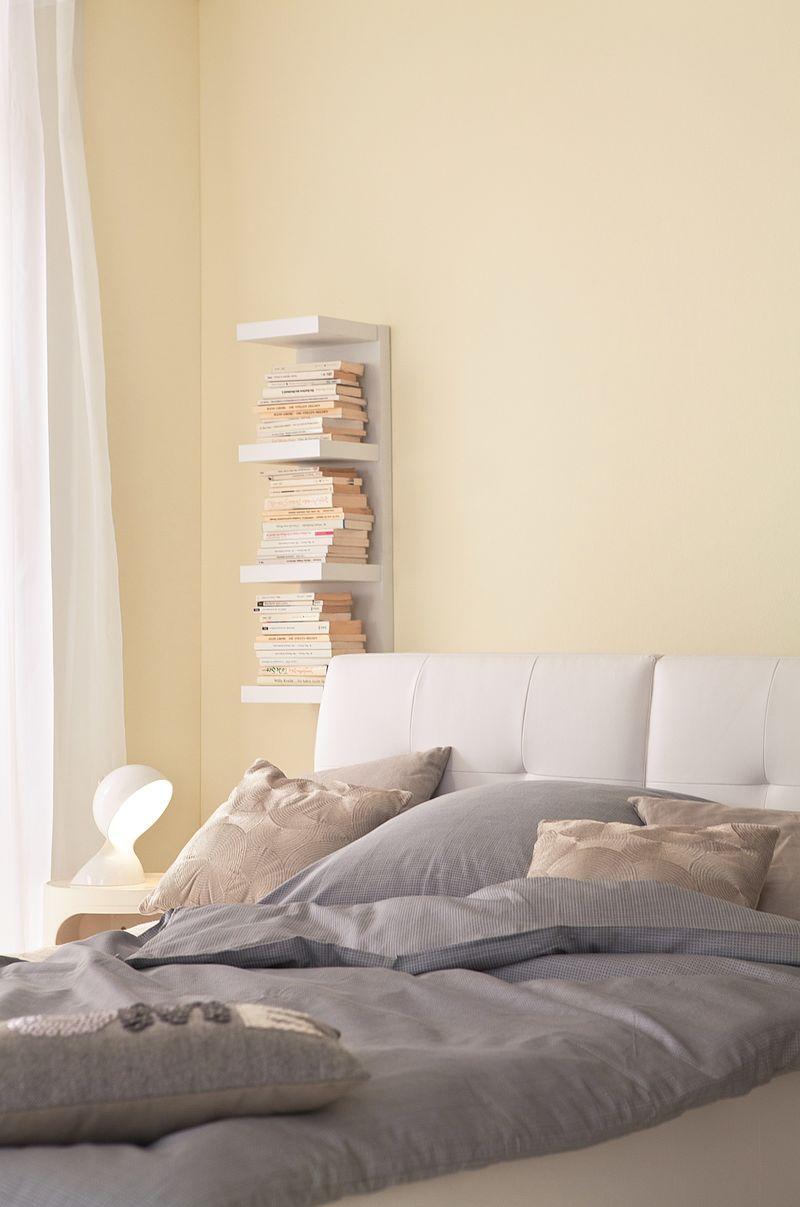 Blasse Beige Nuancen Im Schlafzimmer Wirken Entspannend Und Luftig