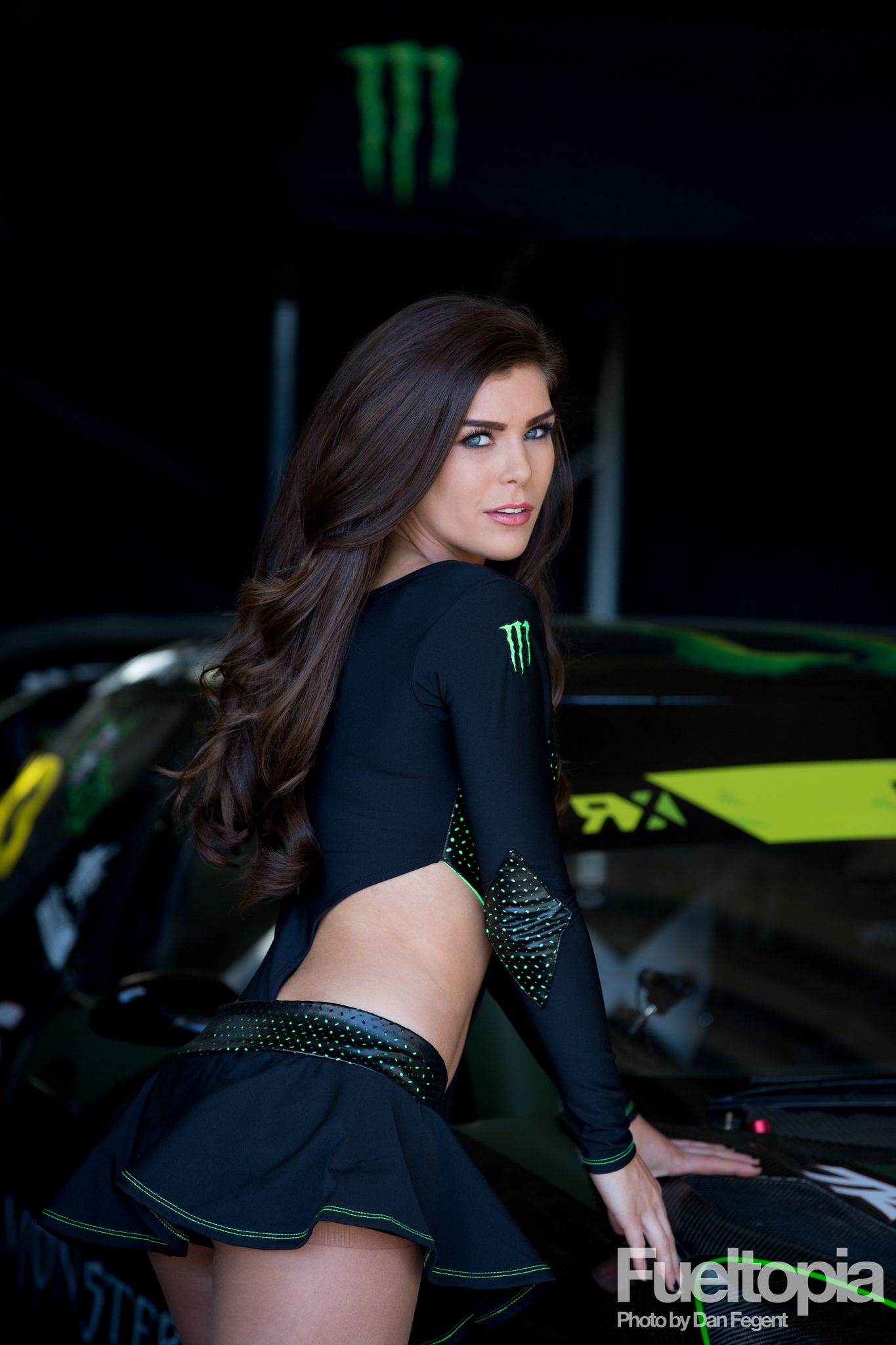 Monster Energy Girls Amber Monster Energy Girls Monster