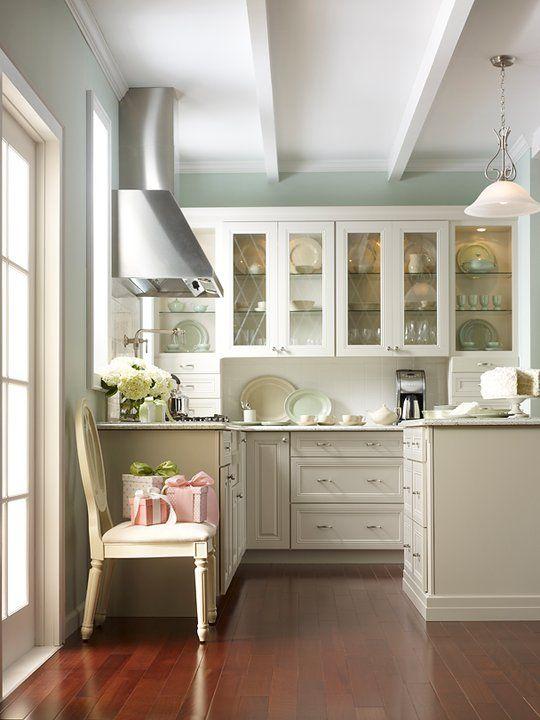 wonderful Martha Stewart Cabinet Part - 19: Martha Stewart brand kitchen cabinets
