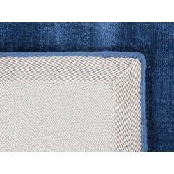 Photo of Teppich marineblau 80 x 150 cm Kurzflor Gesi BelianiBeliani
