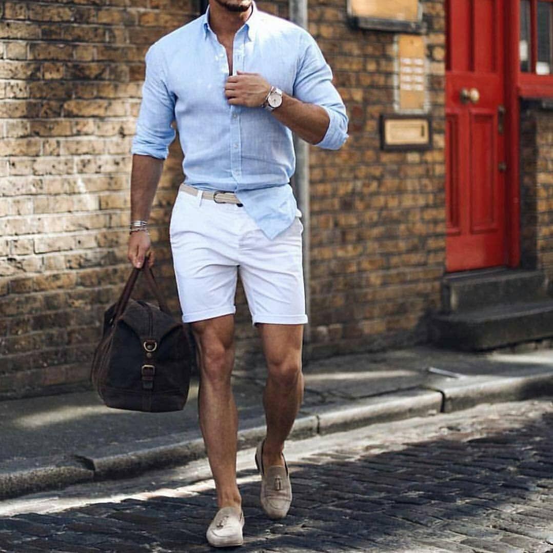 Pin By Rttrr On Mens Fashion Inspiration Mens Summer Dress Mens Summer Outfits Mens Fashion Casual Summer [ 1078 x 1078 Pixel ]