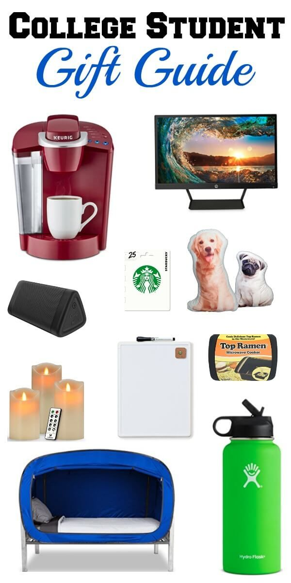 This college student gift guide has awesome ideas for that special student in your life!  sc 1 st  Pinterest & 10 Awesome Gifts to Delight Your College Student | ***Bloggers u0027Post ...