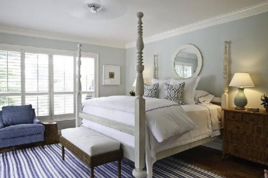 Beautiful Blue And Gray Bedrooms: Gray And Brown Bedroom Ideas ~ interhomedesigns.com Bedroom Inspiration