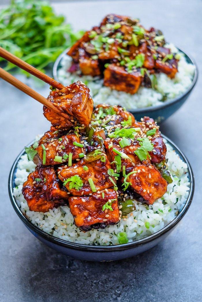 MyFavourite Tofu Recipe
