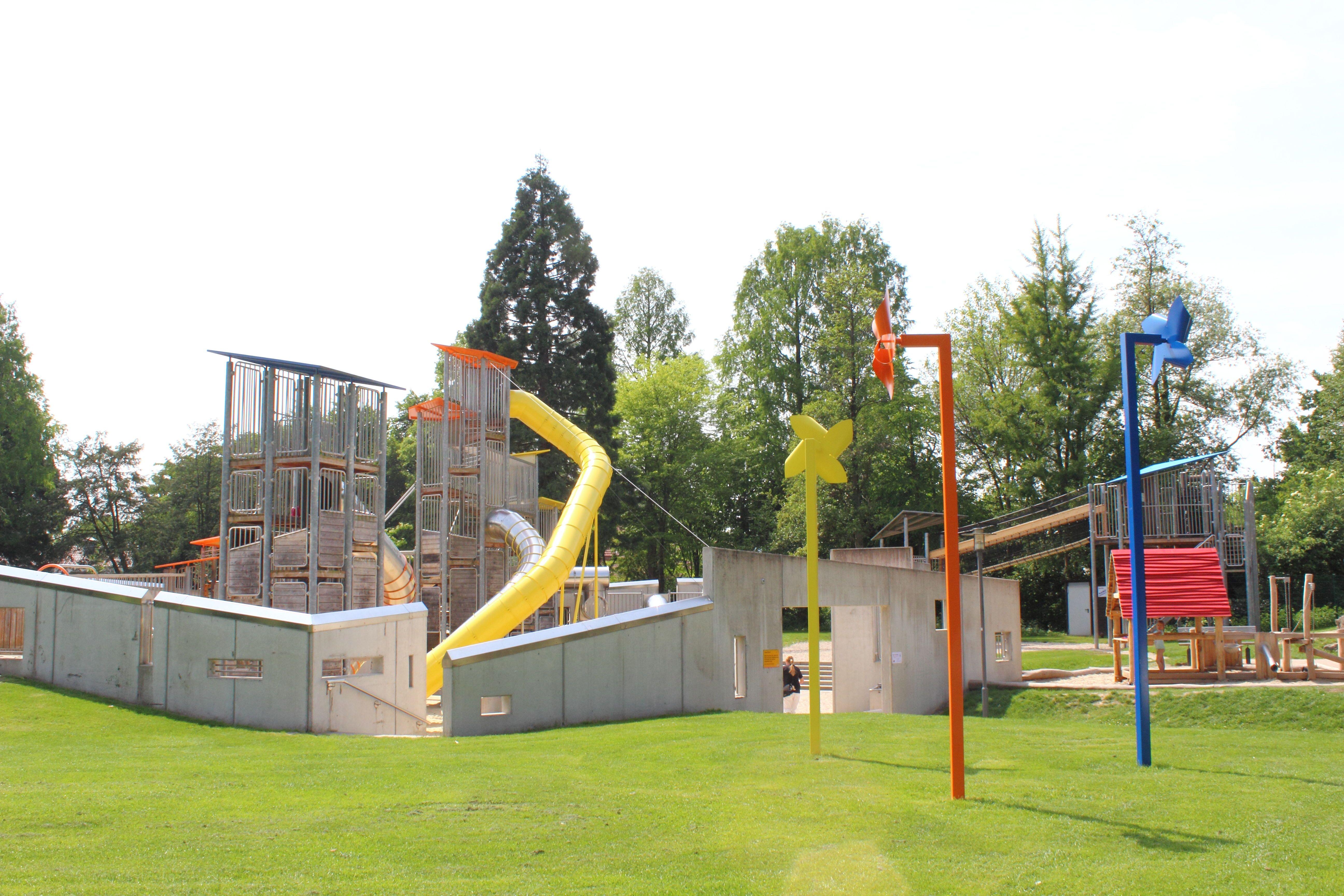 vier jahreszeiten park oelde spielburg in 2020