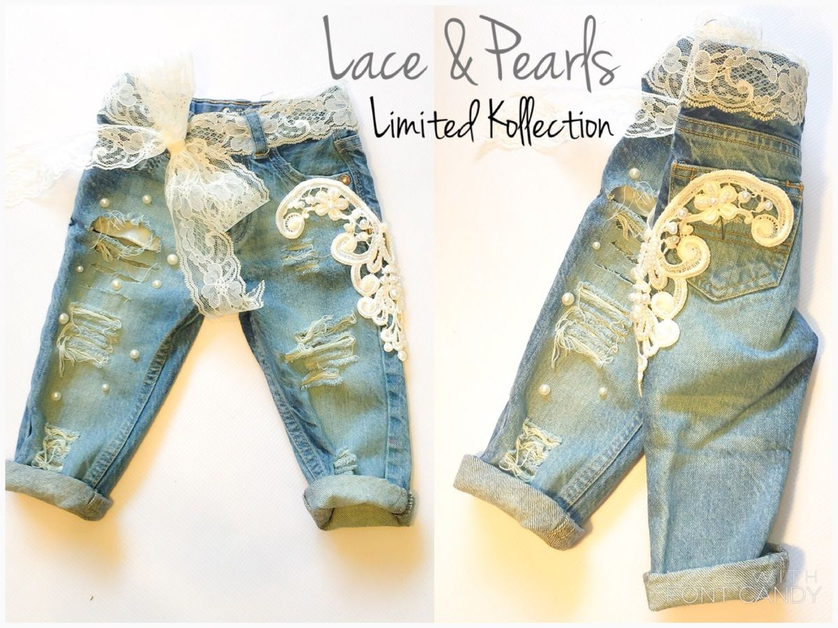 Lace & Pearls Kollection / Giftedlilones