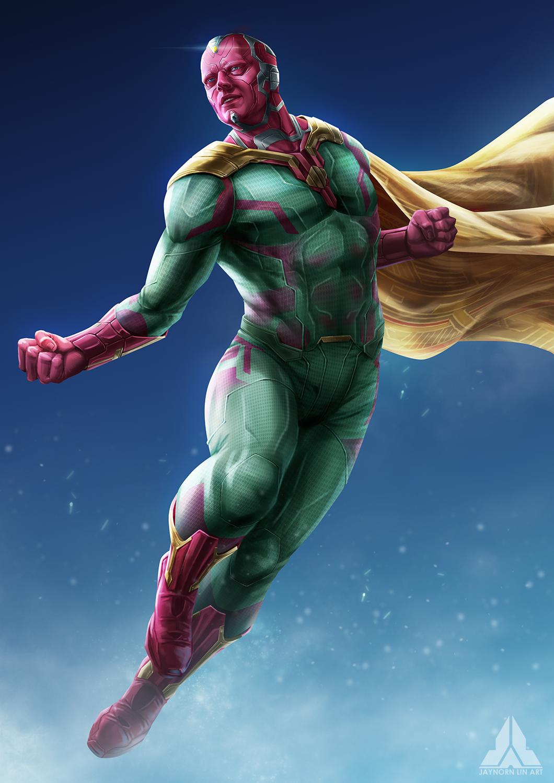 Avengers Infinity War Vision Marvel Fanart Marvel Vision Vision Marvel Comics Marvel Dc Comics