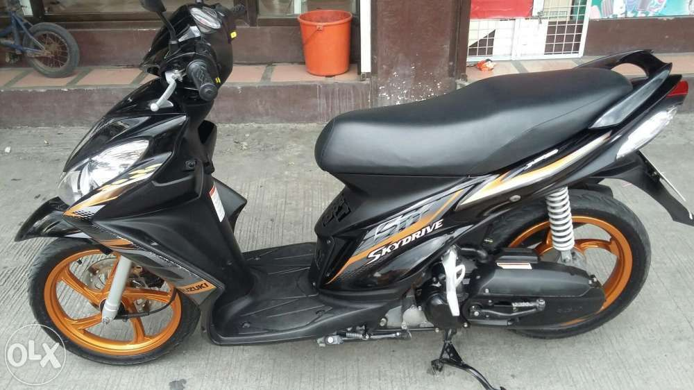 For Sale Suzuki Skydrive 2015model For Sale Philippines Find 2nd
