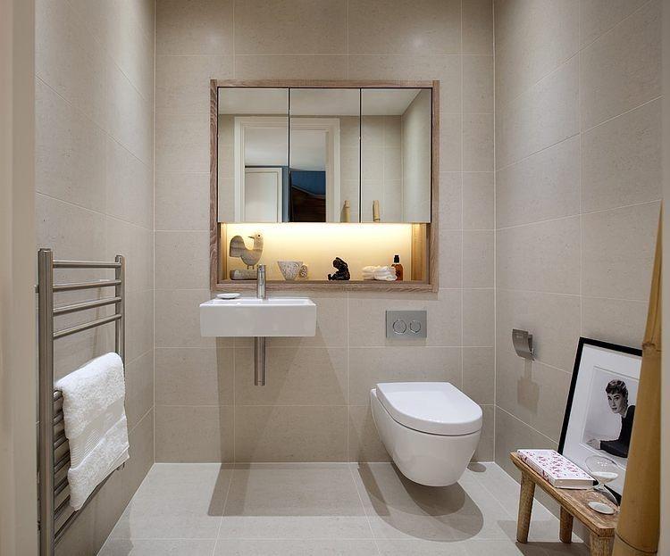 London Penthouse By Tg Studio Modern Bathroom Design Modern