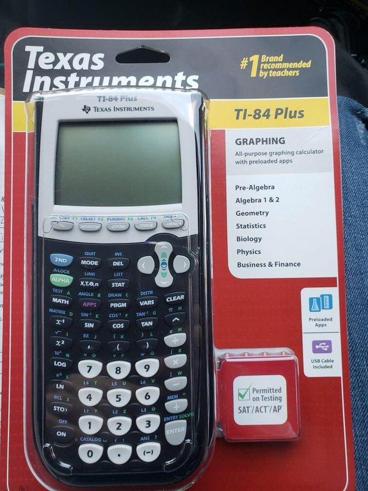 Pin On Texas Instruments School Supplies