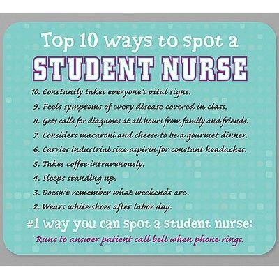 Haha This Is So Cute And I M Pretty Sure 1 Was Me Nursing Students Nursing School Humor Nurse