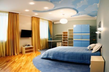 Techos decorados techos decorados pinterest plafones for Plafones pared dormitorio