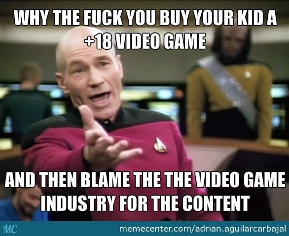 4a53b8b72825788bb2f59feb4f7c744a too many kids in online games for adults video game, gaming and humour