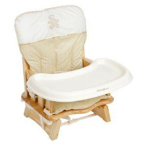 Eddie Bauer Booster/high Chair In Msspitleru0027s Garage Sale Spitler, OK For  $25.00