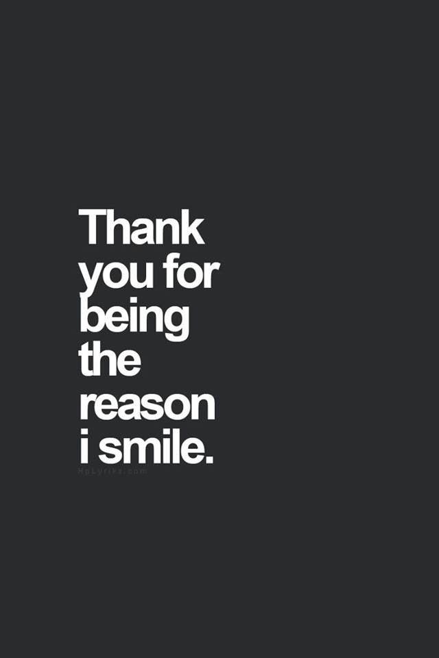 la razon de mi sonrisa
