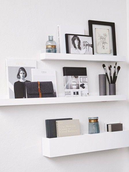 Bilder richtig aufhängen So gelingt der perfekte Wandschmuck - küchen regale ikea