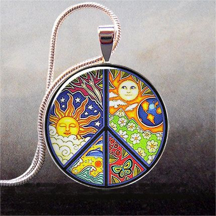 World peace pendant charm hippie jewelry resin pendant hippie world peace pendant charm hippie jewelry resin pendant hippie peace sign necklace charm aloadofball Choice Image