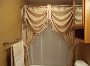 Jcpenney Shower Curtains With Valance Shower Curtain Valance