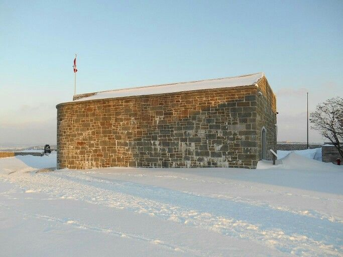 Dernier Vestige de la Citadelle construit par les Francais