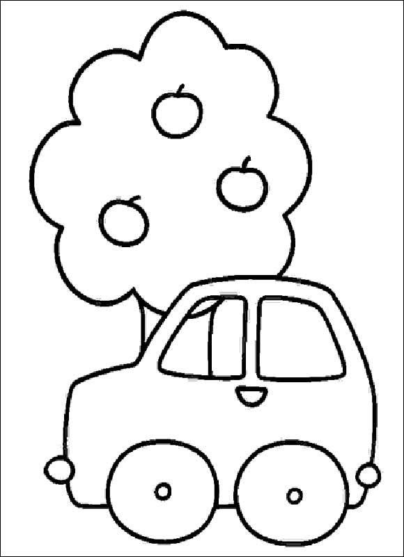 Ausmalbilder Autos 05 | inkleur | Pinterest | Ausmalbilder, Autos ...