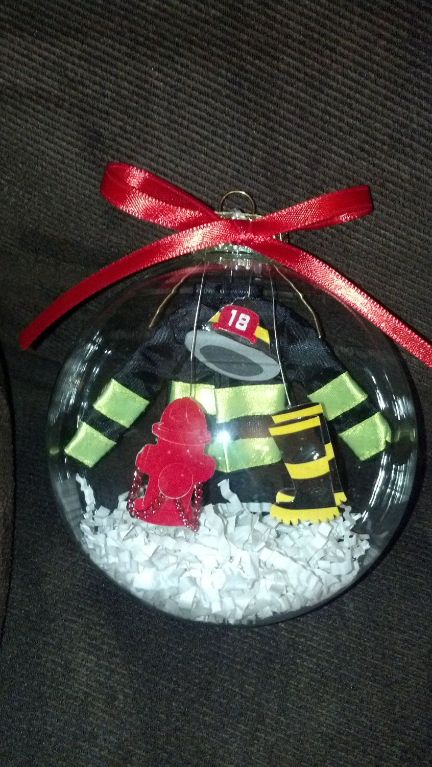 Pin by Michcor79 on My crafts Firefighter decor
