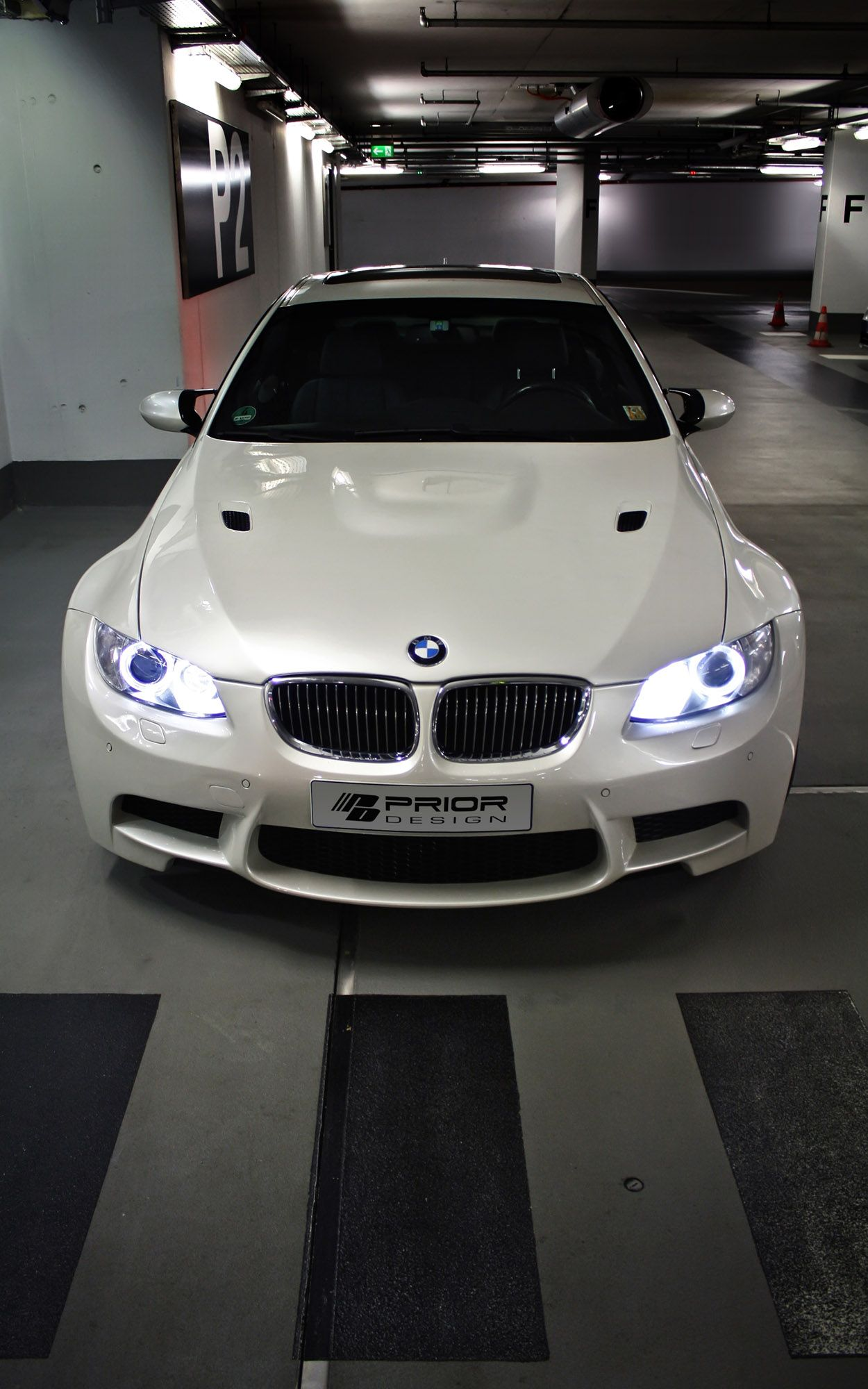 Prior Design Bmw E92 And E93 M3 Style Wide Body Kit Wide Body