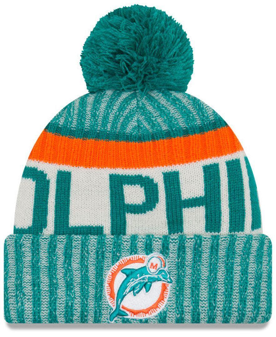 2712d302 miami dolphins winter hats zumiez