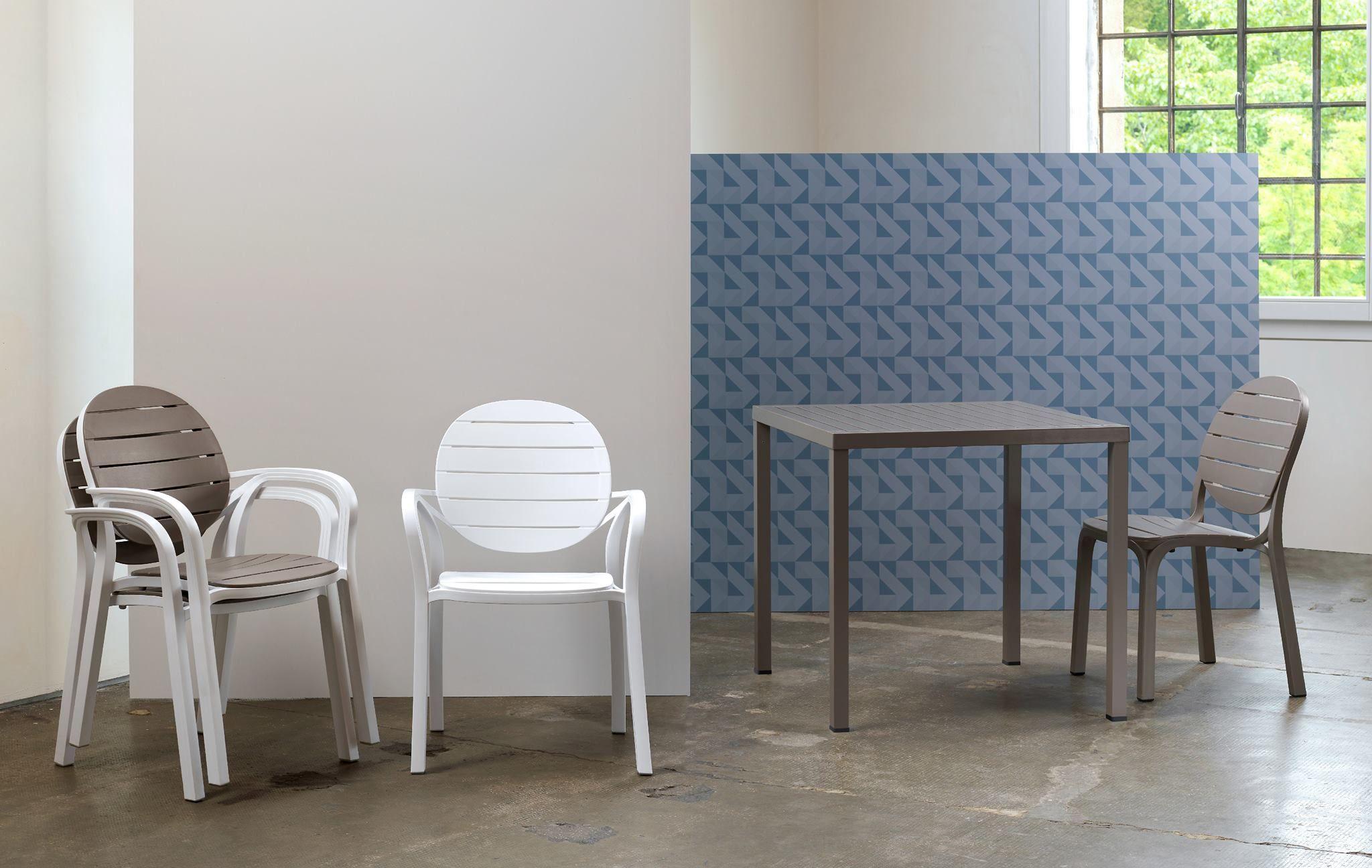 Nardi sedie ~ Sedia nardi elba wicker caffè foto sedie e tavoli da esterno
