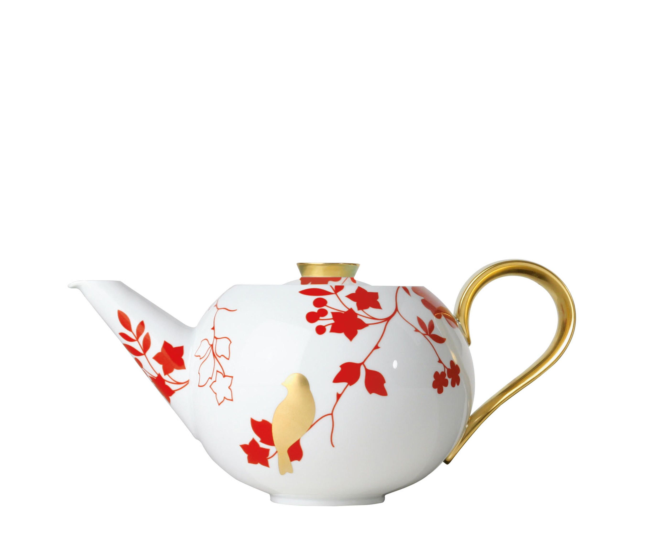 MY CHINA! EMPEROR`S GARDEN Teapot by FÜRSTENBERG