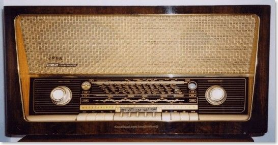 Grundig 3068 Vintage Radio Retro Radios Old Radios