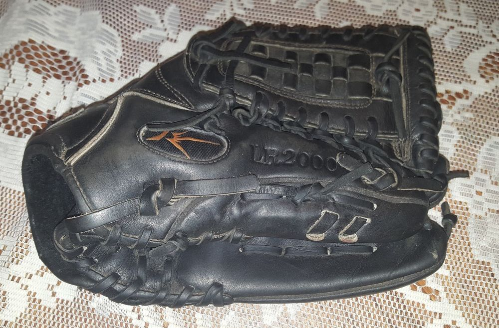 Kelley Athletics Lr2000 Baseball Glove 12 Rht Black Ebay Link Baseball Glove Athlete Gloves