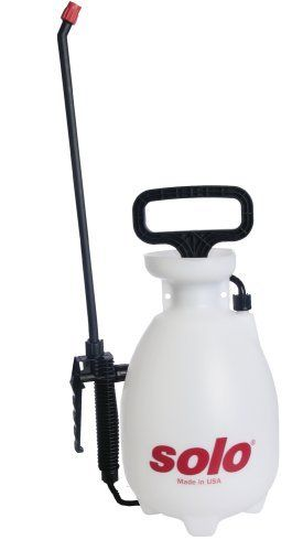 Solo 1 Gallon Economy Hand Held Compression Sprayer Ecs 1g By Solo
