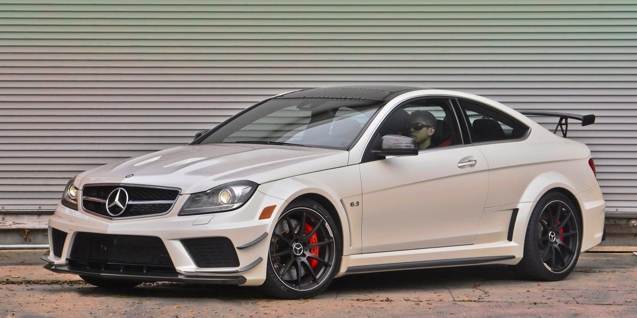 These Are 14 Of Amg S Most Interesting And Unusual Cars With