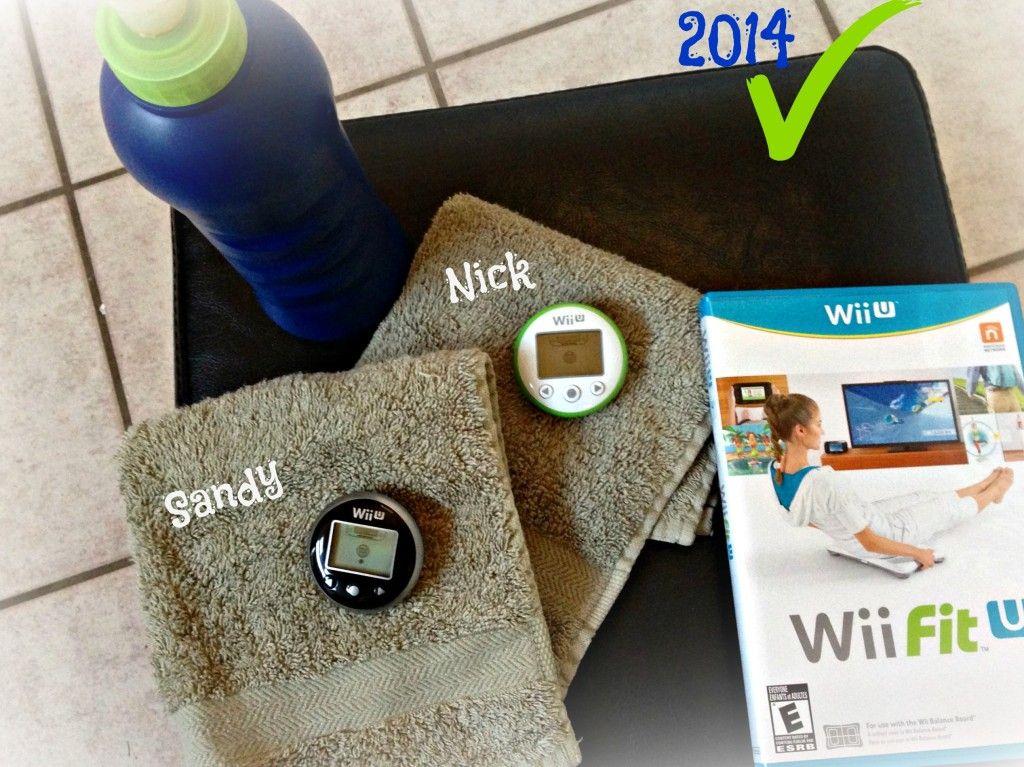 Salsa, yoga y mucha diversión con Wii Fit U #WiiFitU #Nintendo #Partners