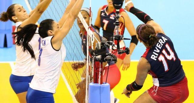 Reinas del Caribe remontan para vencer a Puerto Rico en debut del preolímpico