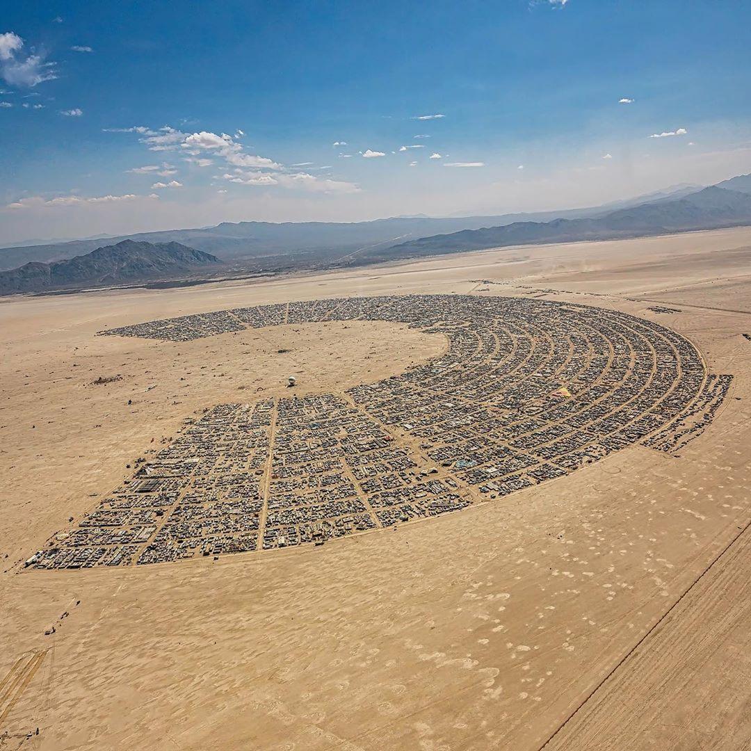 Burning Man 2015: Festival in Nevadas Black Rock desert