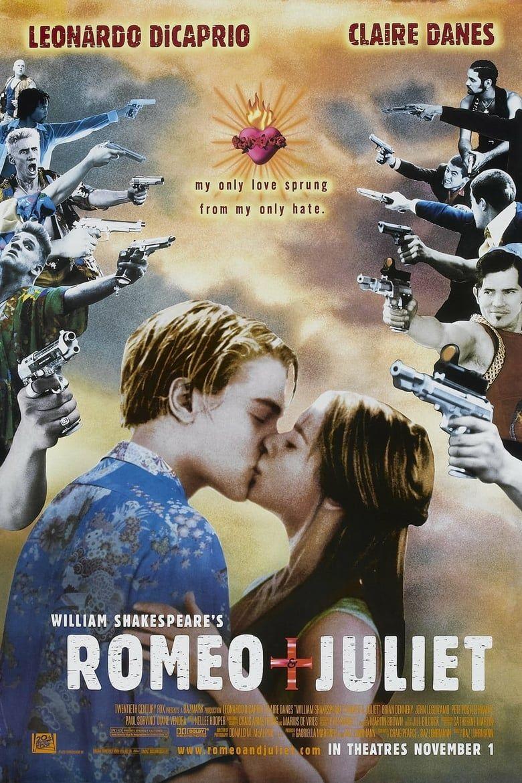 Romeo Juliet 1996 Pelicula Completa En Espanol Latino Castelano Hd 720p 1080p Romeo Juliet In 2020 Romeo And Juliet Poster Romeo Juliet 1996 Romeo And Juliet