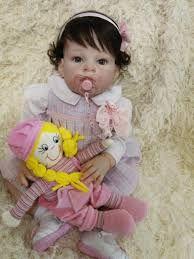 Resultado de imagem para bonecas que parecem de verdade Boneca Que Parece  Bebê 09e94cdfd2a