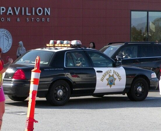 Chp Golden Gate Division Ford Crown Vic Police Interceptor