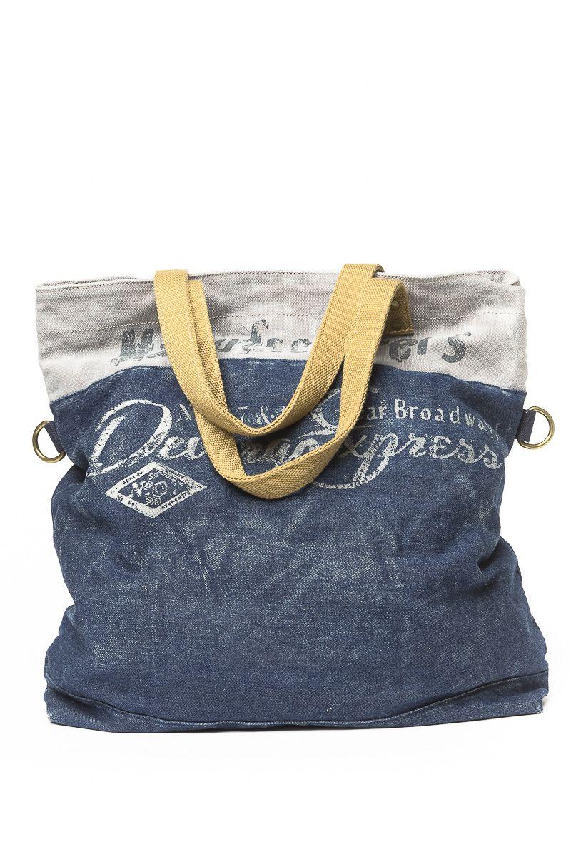 Vászon táska l Devergo  ab331d7698
