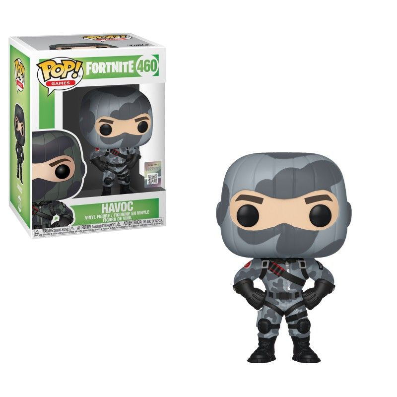 figurine pop numero fortnite