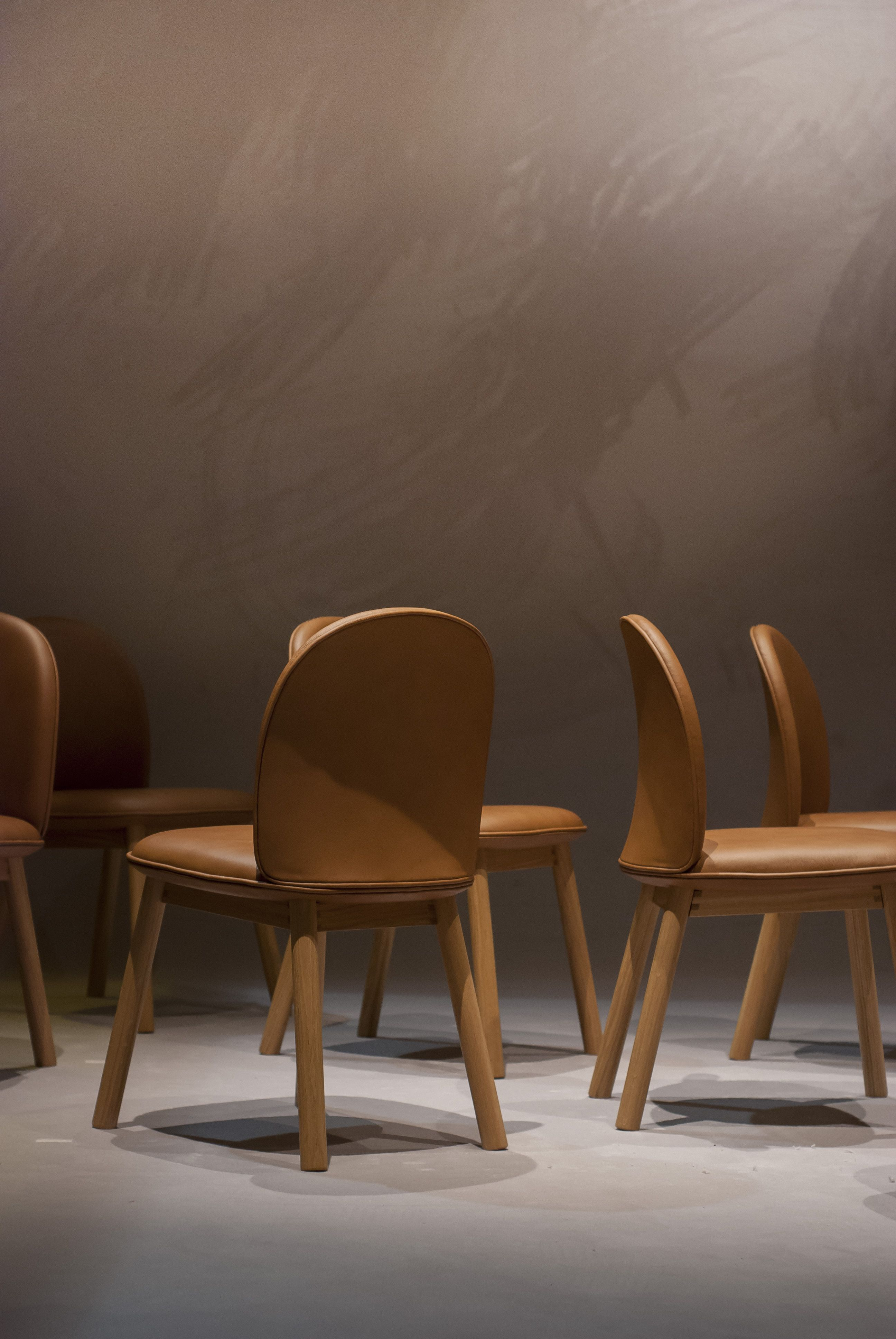 ace dining chairs at salone del mobile 2016