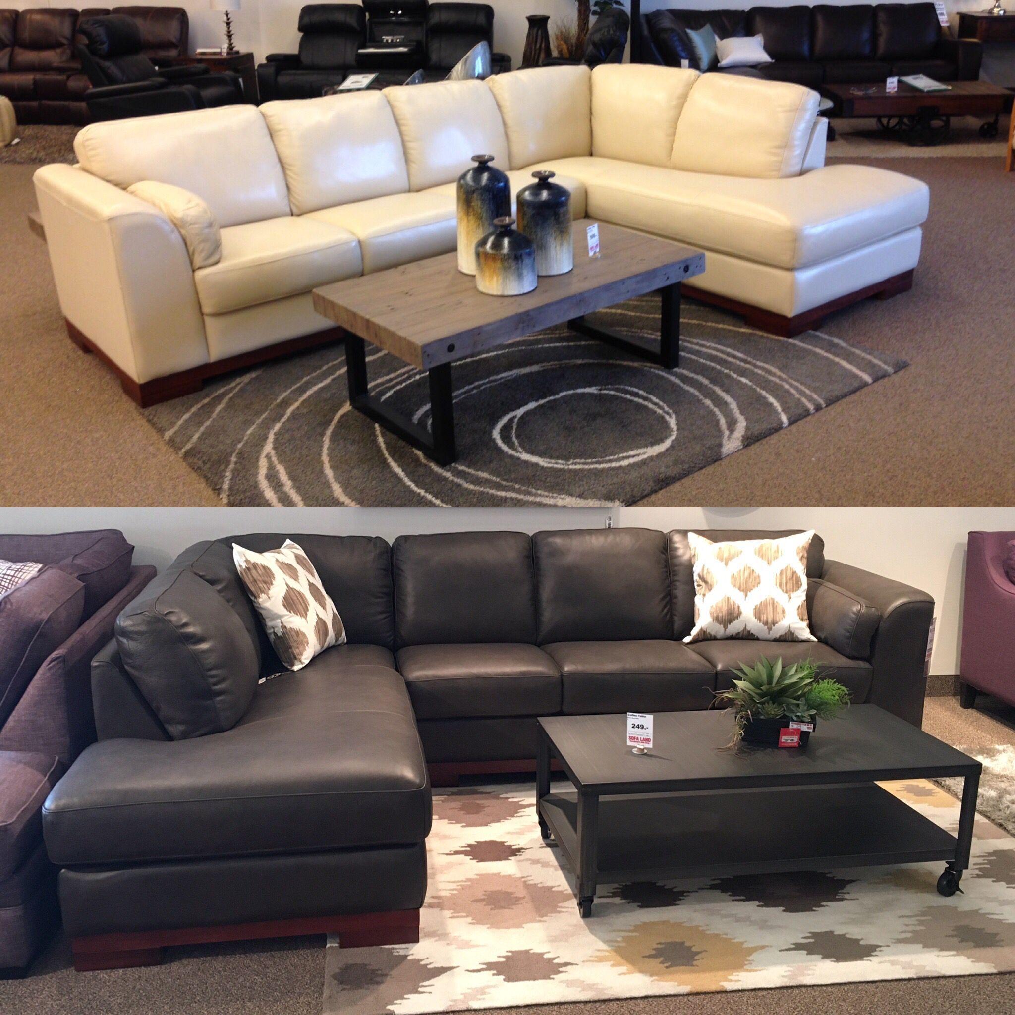 Special Purchase On Our Farrah Sectional While Supplies Last 2 Colors Available With The Chaise On The Left Or On The Right Furniture Interior Design Home