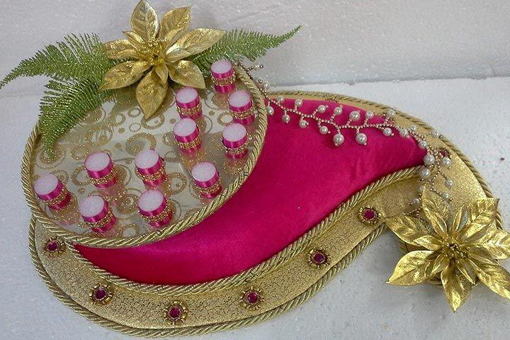9 Diy Wedding Tray Decoration Ideas To Try Out Tray Decor Diy