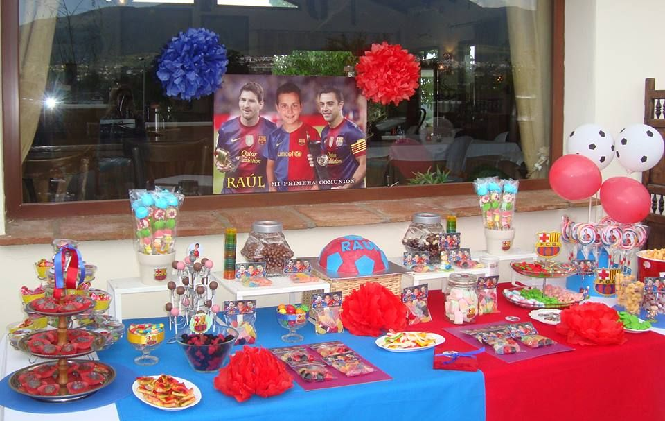 Mesa dulce barcelona cumplea os comuni n eventos for Fiestas tematicas bcn
